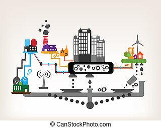 City Information Graphics