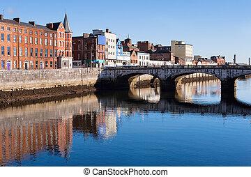 city., irlanda, sughero