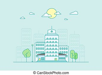 City Life Concept