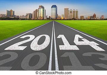 "city., moderno, ""new, concept"", anno, 2014, strada"