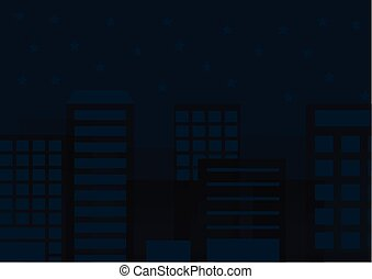 city night background vector