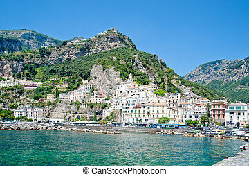 City of amalfi