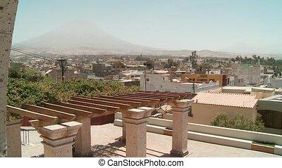 City Of Arequipa, Peru