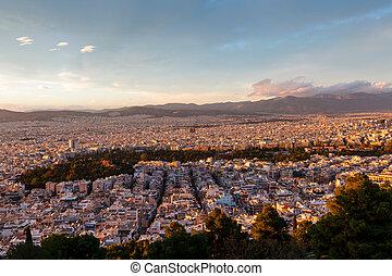 City of Athens, Greece.