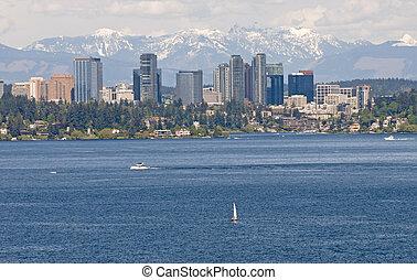 City of Bellevue in Washington - City of Bellevue, ...