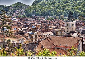 City of Brasov, Romania