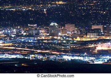 Colorado Springs Skyline - City of Colorado Springs Skyline ...