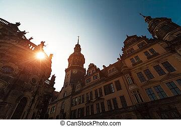 City of Dresden