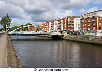 City of Dublin in Ireland