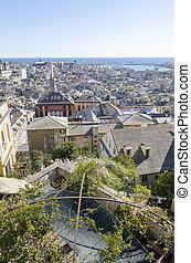 city of Genoa
