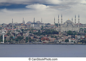 City of Istanbul, Turkey