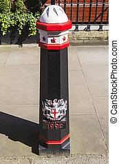 City of London Bollard