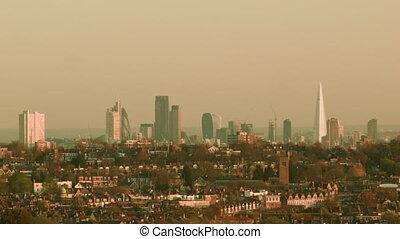 City of London long shot
