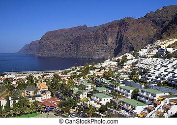 Los Gigantes in Tenerife