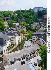 City of Luxembourg - The city of Luxembourg, also known as ...
