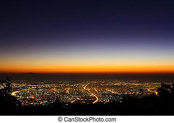 City of Night Chiang Mai thailand