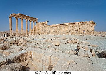 City of Palmira, Syria
