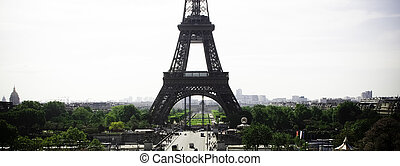 City of Paris Eiffel Tower