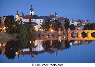 City of Pisek.