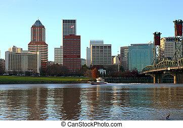 City of Portland Oregon.