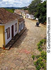 City of Tiradentes in Minas Gerais