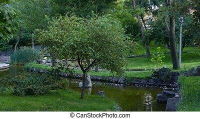 City Park River