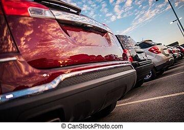 City Public Car Parking