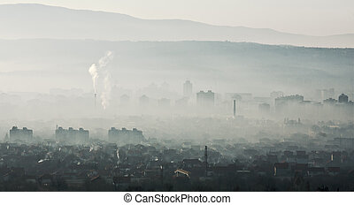 city ??smog