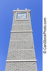 City square clock