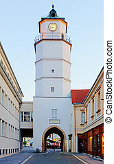 City tower in Trencin - Slovakia