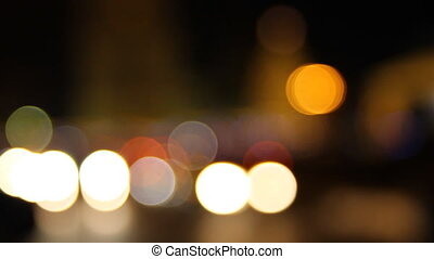 City traffic with Bokeh