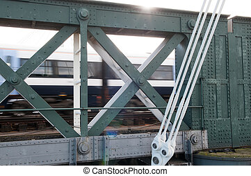 City train track