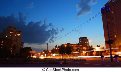 city %u200B%u200Bnight lights