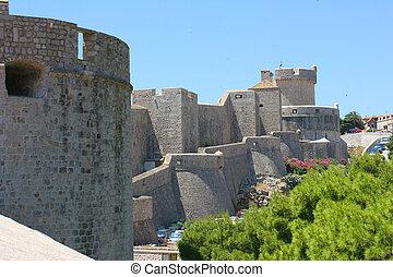 City Walls - Dubrovnik's city walls