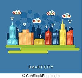 City wide communication.
