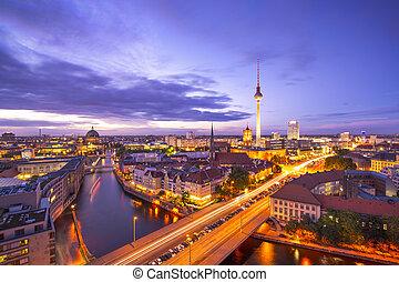 cityscape, berlín