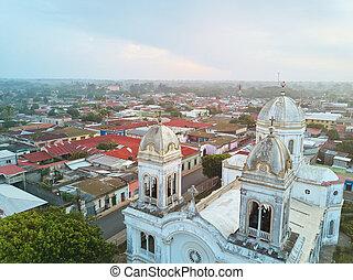 cityscape, diriamba, nicarágua