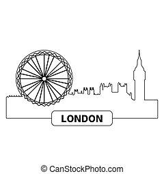 cityscape, london