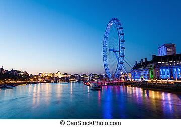 cityscape, london, vereinigtes königreich