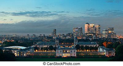 cityscape, londres