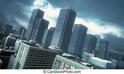 cityscape, miejski