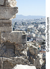 Cityscape of Athens - Greece