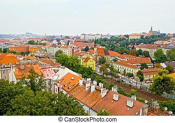 Prague in Czech Republic