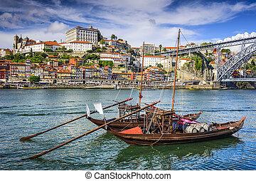 cityscape, porto, portugal