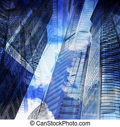cityscape, résumé