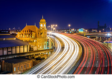 cityscape, richmond, virginia