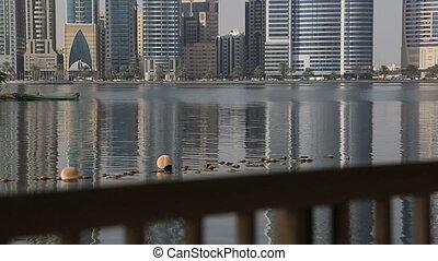Cityscape Sharjah - Skyscrapers in Sharjah