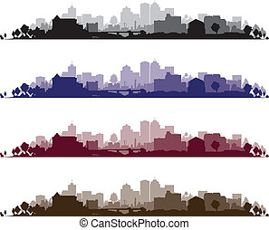 cityscapes - cityscape backgrounds