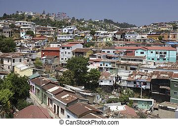 ciudad, de, valparaiso, -, chile