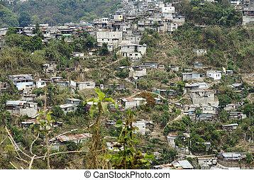 ciudad, guatemala, -, vida